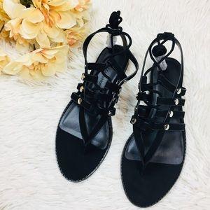 Rebecca Minkoff Evonne Ankle Tie Gladiator Sandal
